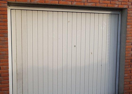 Dodání a instalace pohonu garážových vrat
