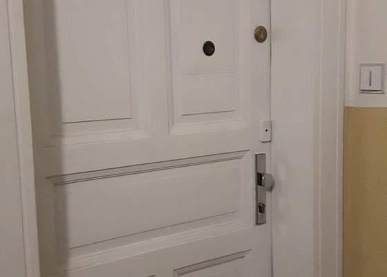 Oprava dveri a zamku