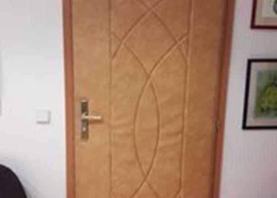Odhlučnění dveří pracovny