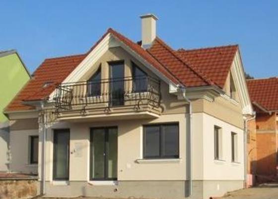 Stavba rodinného domu Praha 4