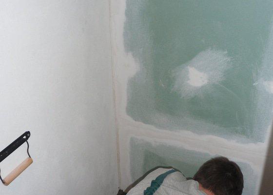 Rekonstrukce záchodu