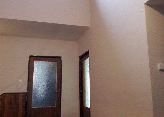 Malířské práce ve 3 místnostech
