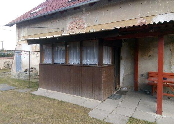 Stavba verandy