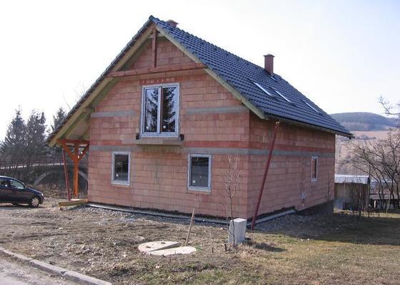 Stavba hrubé stavby