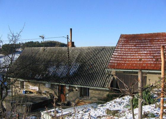 Rekonstrukce střechy a komína