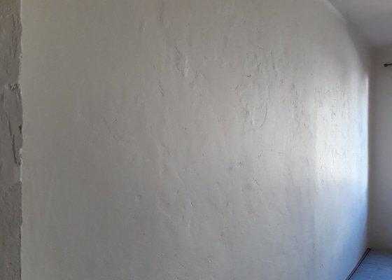 Výmalba a drobné opravy v bytě