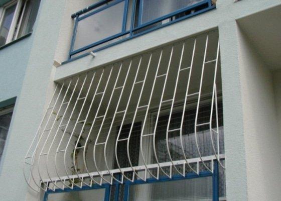 Balkonové mříže