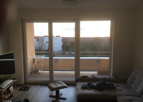 Rolety na okno a balkonove dvere