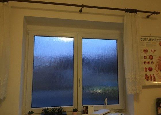Vertikální žaluzie 3 okna