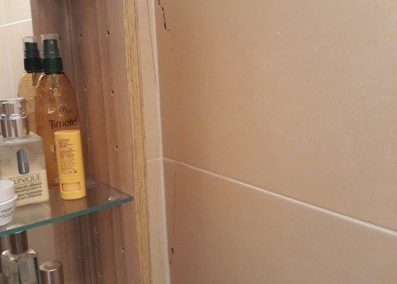 Malování bytu 2kk + obkladačské práce