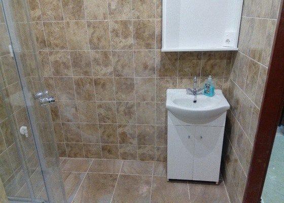 Rekonstrukce bytového jádra (WC a koupelna)