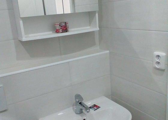 Kompletní reko bytu 1plus kk-34 m2-panel