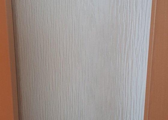 Sklo do dveří
