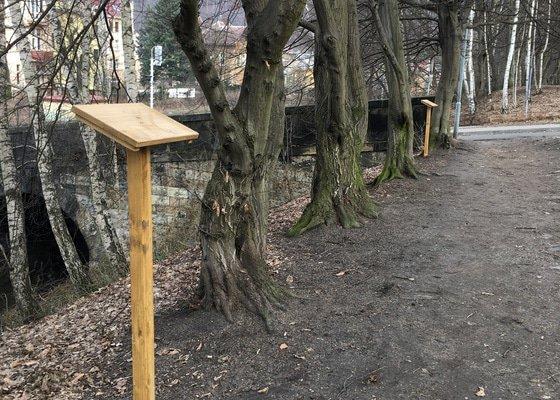 Parkové cedule