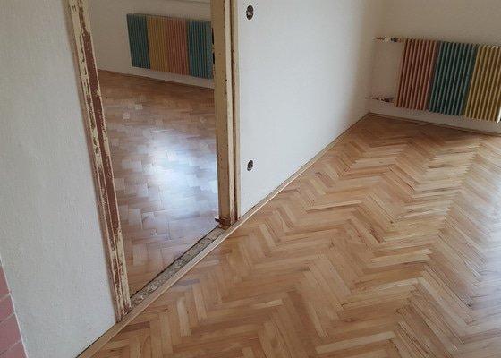 Renovace parket - Ostrava