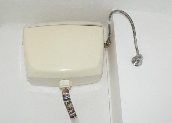 Výměna nádrží na splachování WC