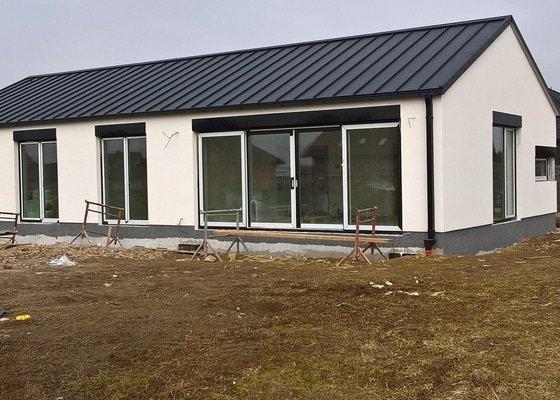 Úklid po stavbě - novostavba