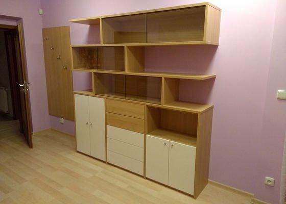Výroba nábytku do dětského pokoje