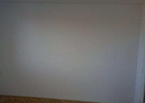 Malování pokoje
