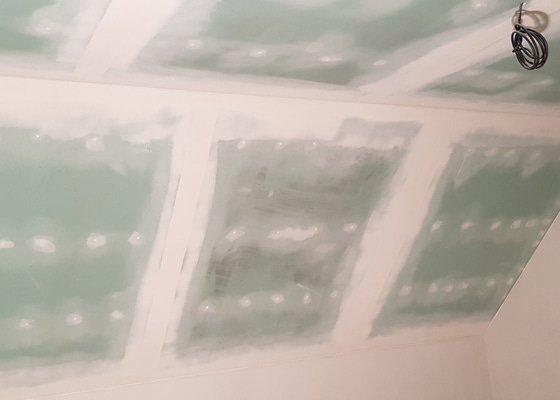 Montáž sdk podhledu Rd