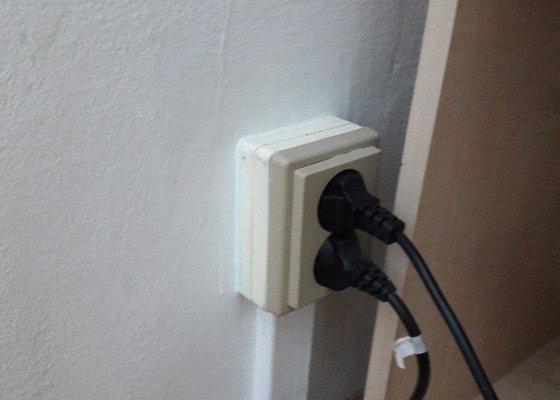 Nová elektřina v panel bytě