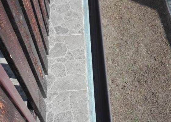 Oprava balkonu / terasy