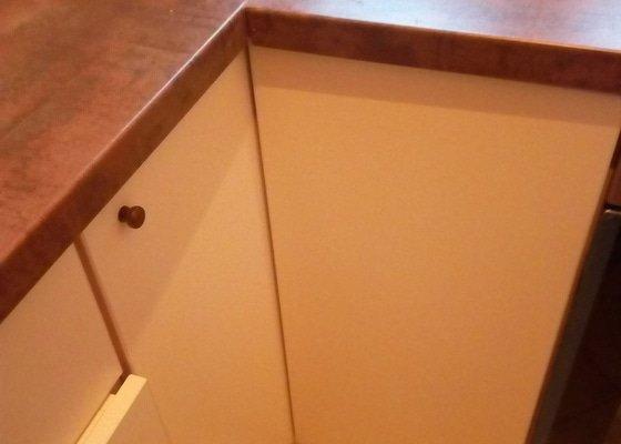 Kuchyňská linka - lamino