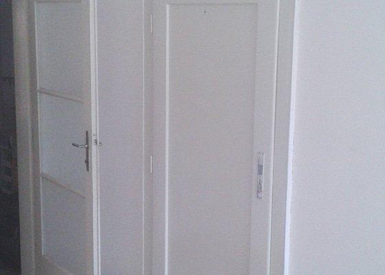 Zazdění dveří (3x)