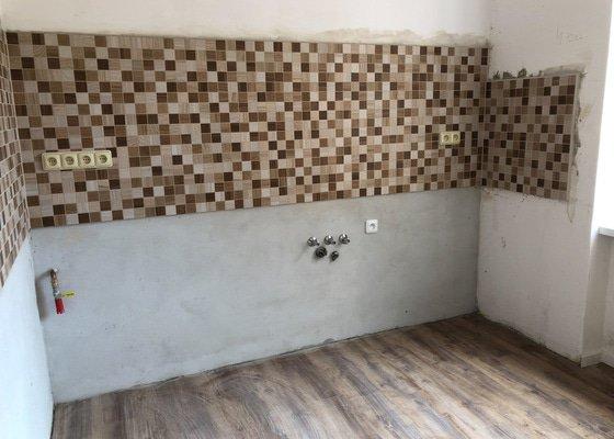 Rekonstrukce bytu v bytovém domě