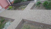 Kamenný koberec v Uh. Brodě