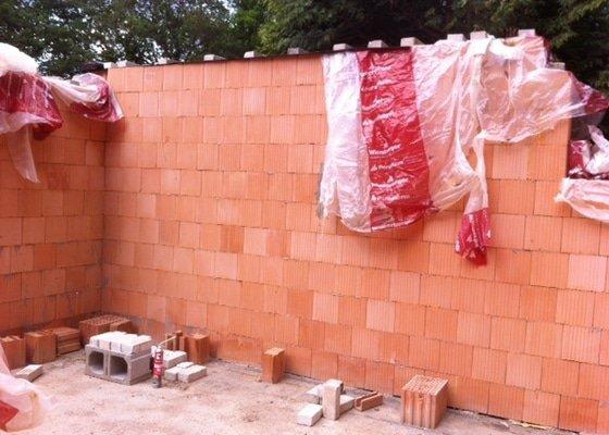 Dostavba hrubé stavby