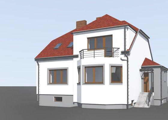 Rekonstrukce RD Lišov