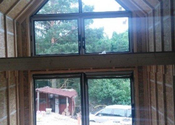 Dřevostavba v CHKO Křivoklátsko