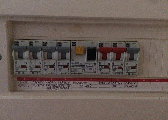 Nové elektroinstalace