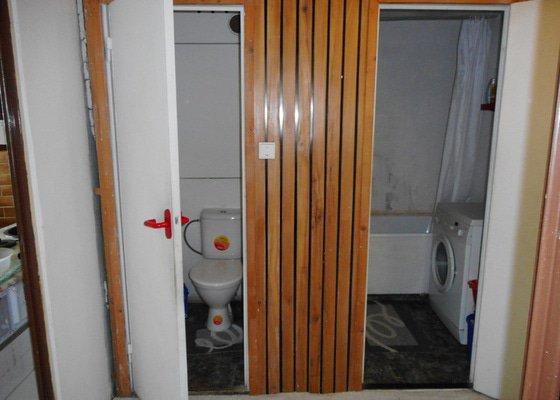 Rekonstrukce bytového jádra v panelovém bytě