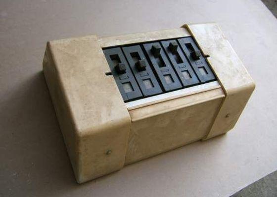 Výměna pojistkové skříně a rozvodnice v panelovém domě