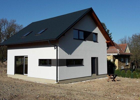Rodinný dům v Březové