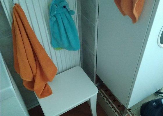 Výměna topení v koupelně a napojení radiátoru do otopné soustavy