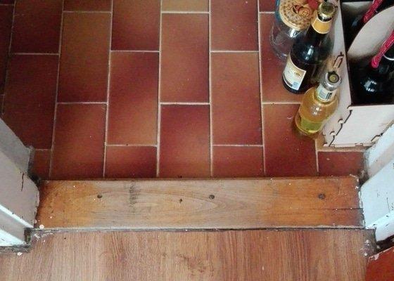 Podlaha do kuchyně