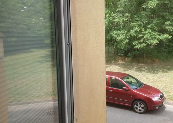 Síťe proti hmyzu včetně instalace (Plzeň)