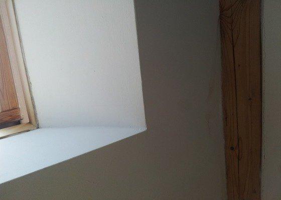 Oprava střechy, která zatéká