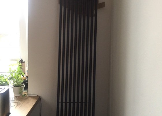 Montaz digestor (x1) a Montaz radiator (x1)
