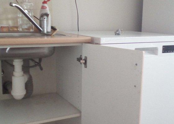 Připojení myčky na stávající rozvod vody