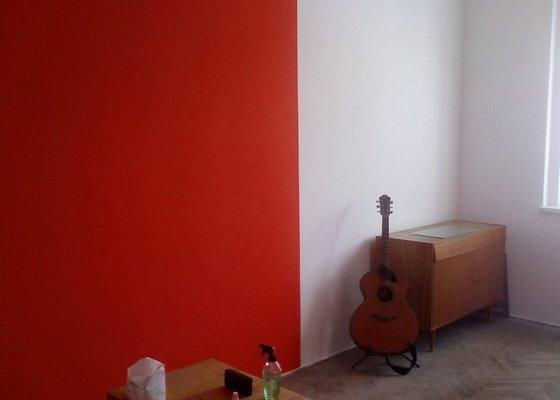 Malování dvou pokojů