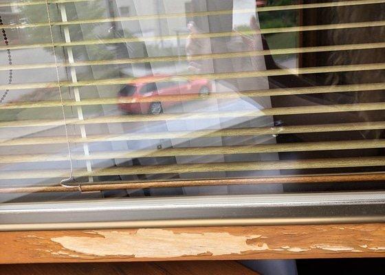Repase dřevěných oken