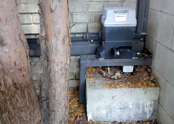 Havárie elektroinstalace po bouřce