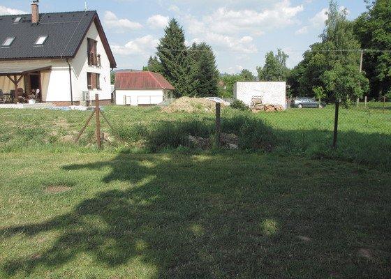 Rekonstrukce starého plotu z pletiva