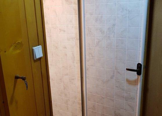 Rekonstrukce koupelny panelak 3+1