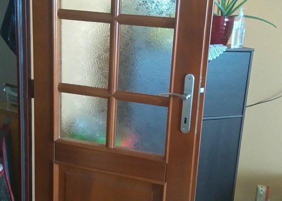 Podříznutí interiérových dveří přímo v bytě