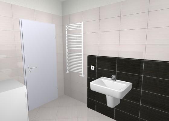 Zrcadlo na míru do koupelny